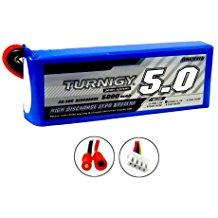 Batteria LiPo 5000mAh