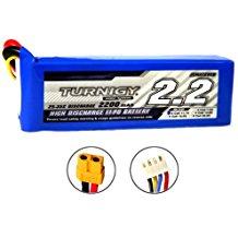 Batteria LiPo da 2200mAh